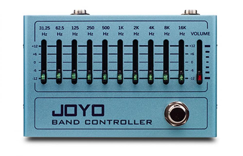 R12: 10 bande per 12dB da Joyo