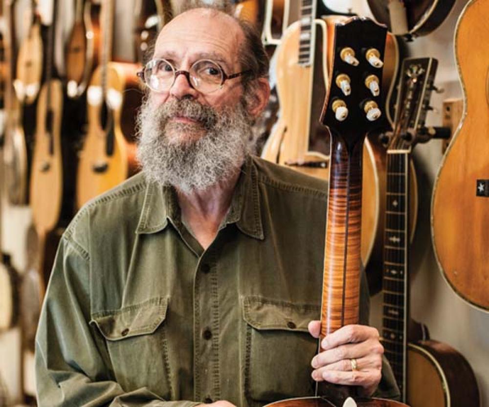 George Gruhn svela i 5 ingredienti per una buona chitarra