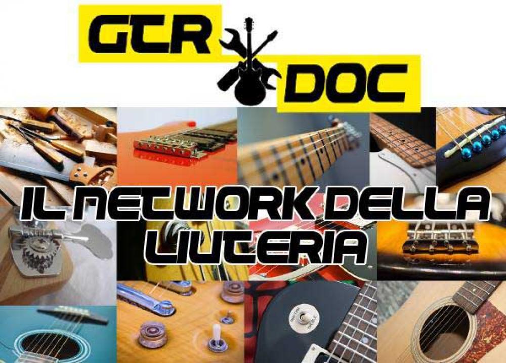 Nasce GUITAR DOC: il network per liuteria e manutenzione