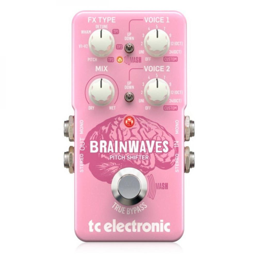 Brainwaves: 3 voci in 4 ottave da TC
