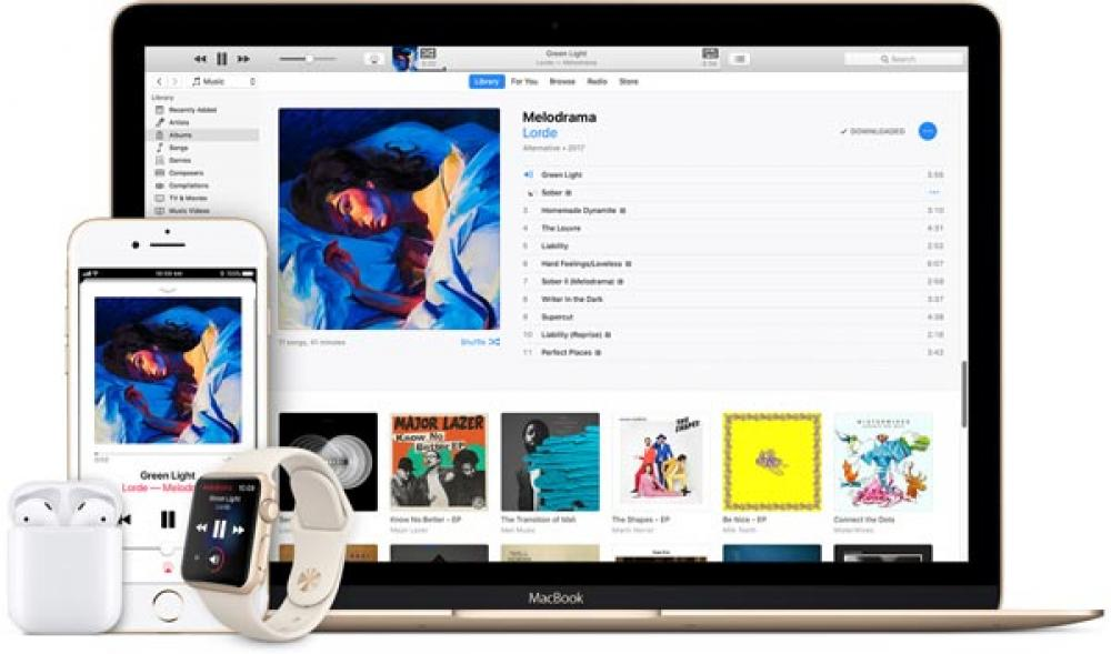 Apple Music scavalca Spotify?