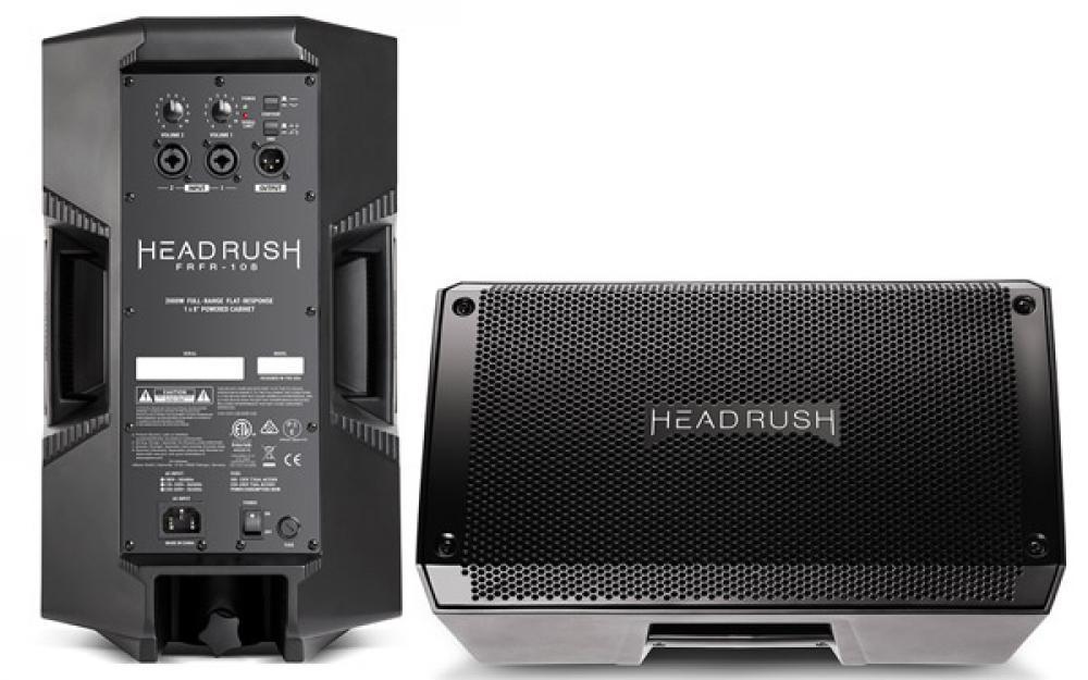 2mila watt portatili da HeadRush per il tuo digitale