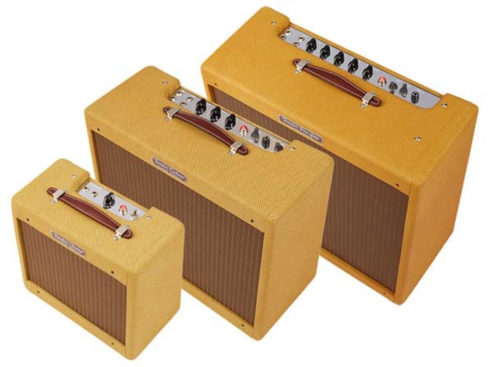 Fender fa ascoltare i '57 Custom