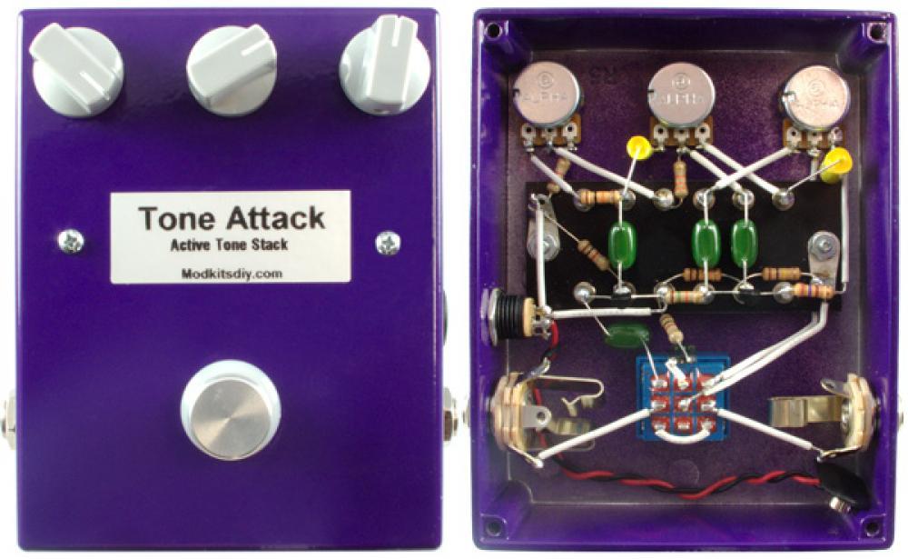 Tone Attack: tone-stack attivo in un kit