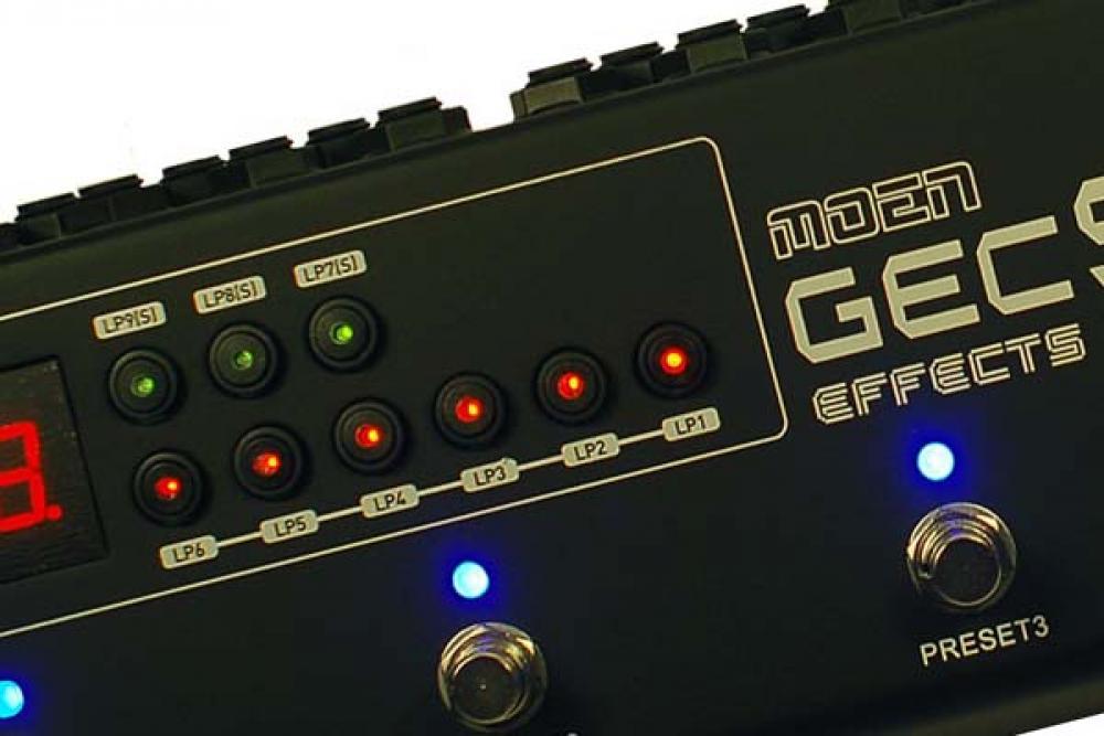 Il loop del noise gate funziona con un controller esterno?