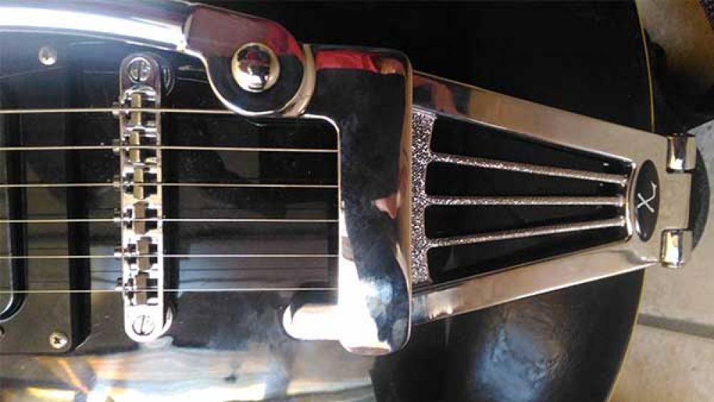 Jim Reed PRS-style: da brutto anatroccolo a chitarra laboratorio