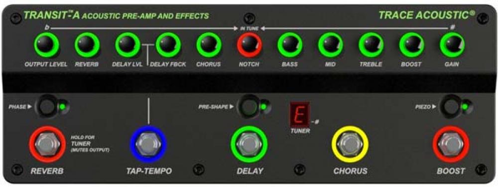 Trace Acoustic Transit A