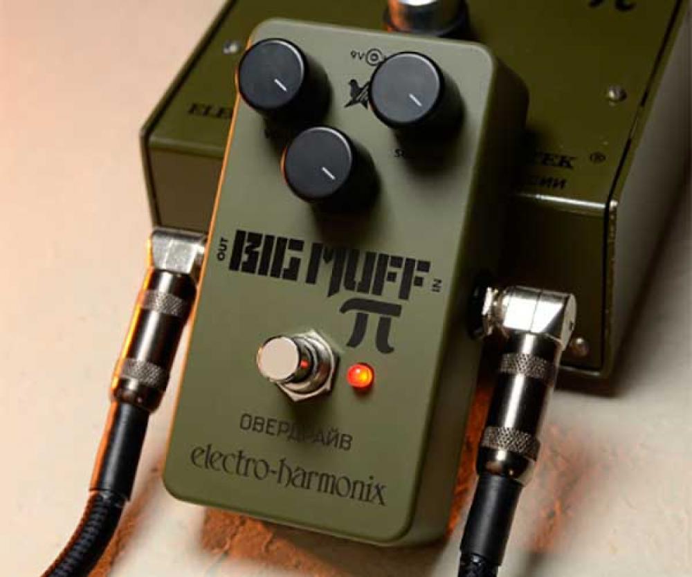 Il Russian Big Muff è tornato