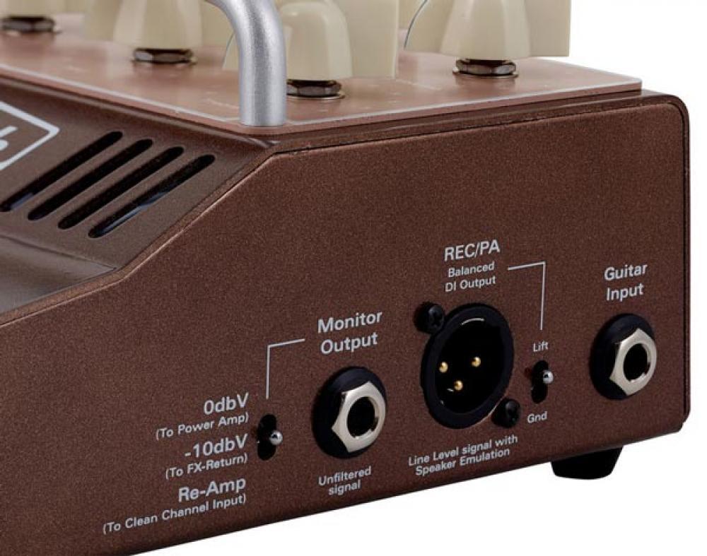 Koch Amps 63'OD Preamp
