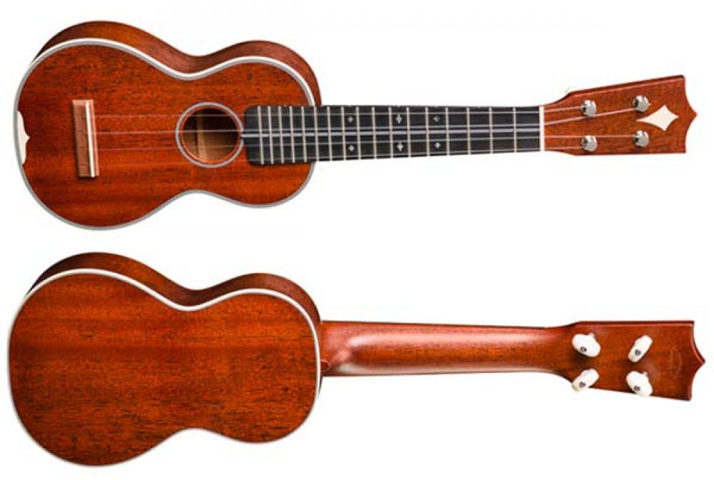 Centennial: due limited celebrano un secolo di ukulele Martin