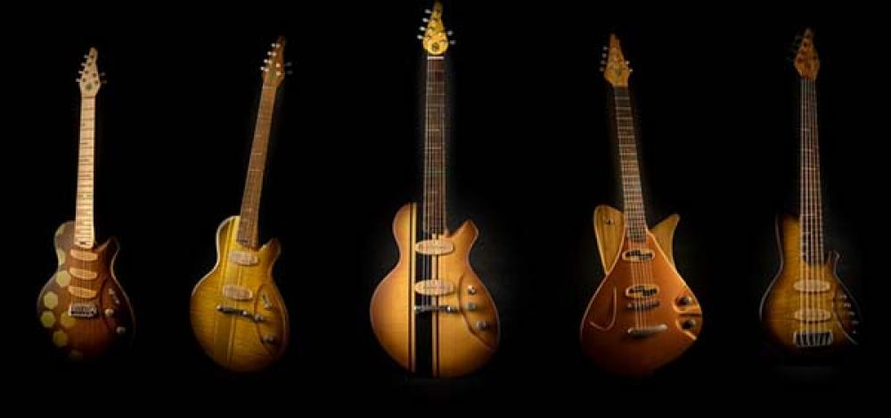 Le chitarre in bambù saranno realtà