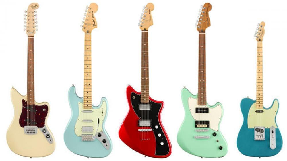 Powercaster: la prima Fender Alternate Reality