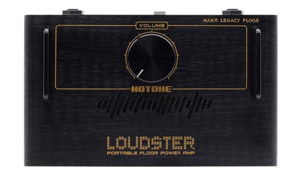 Hotone Loudster è la ciliegina sui rig compatti
