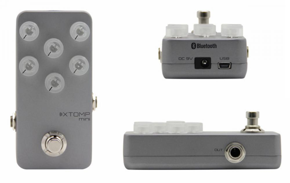 XTOMP diventa Mini: prezzo ridotto e più effetti che mai