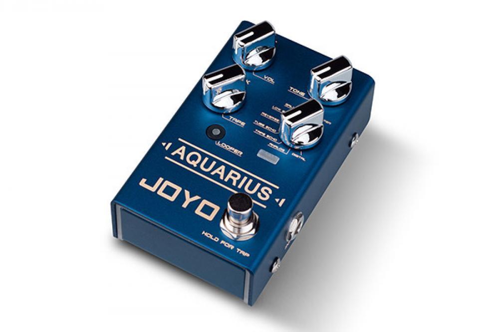Aquarius: il delay-looper Joyo in azione