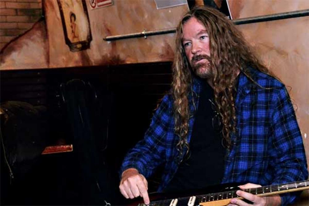 Tono e Fender messicane con Michael Lee Firkins