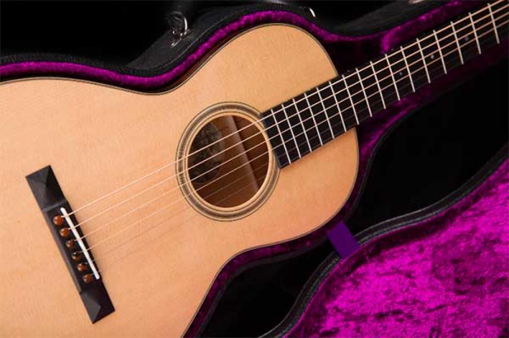 Collings mostra le nuove Parlor