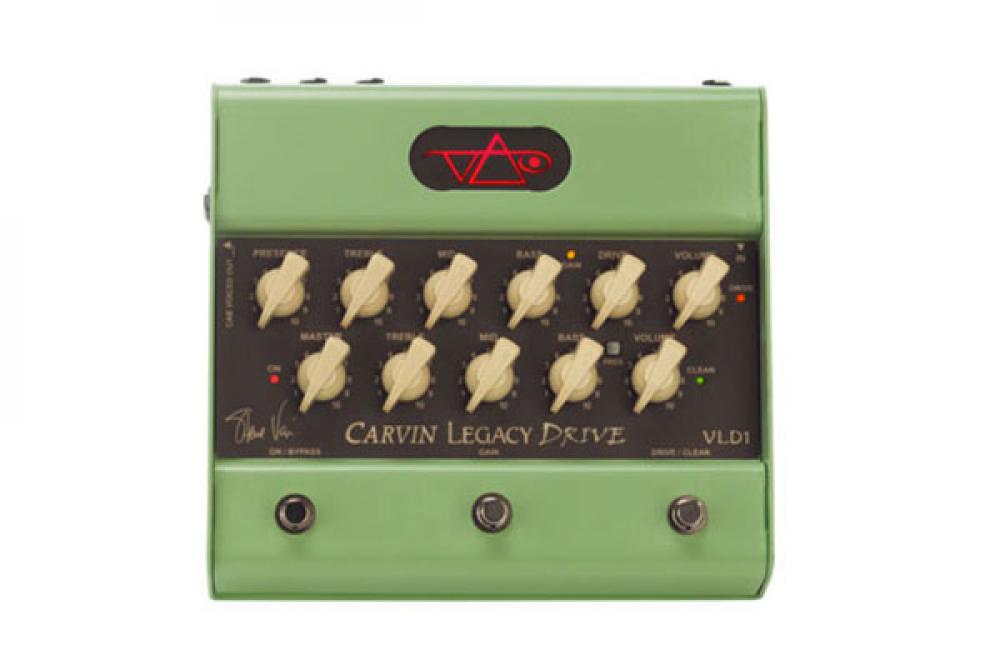 Carvin mette in scatola il preamp della Legacy
