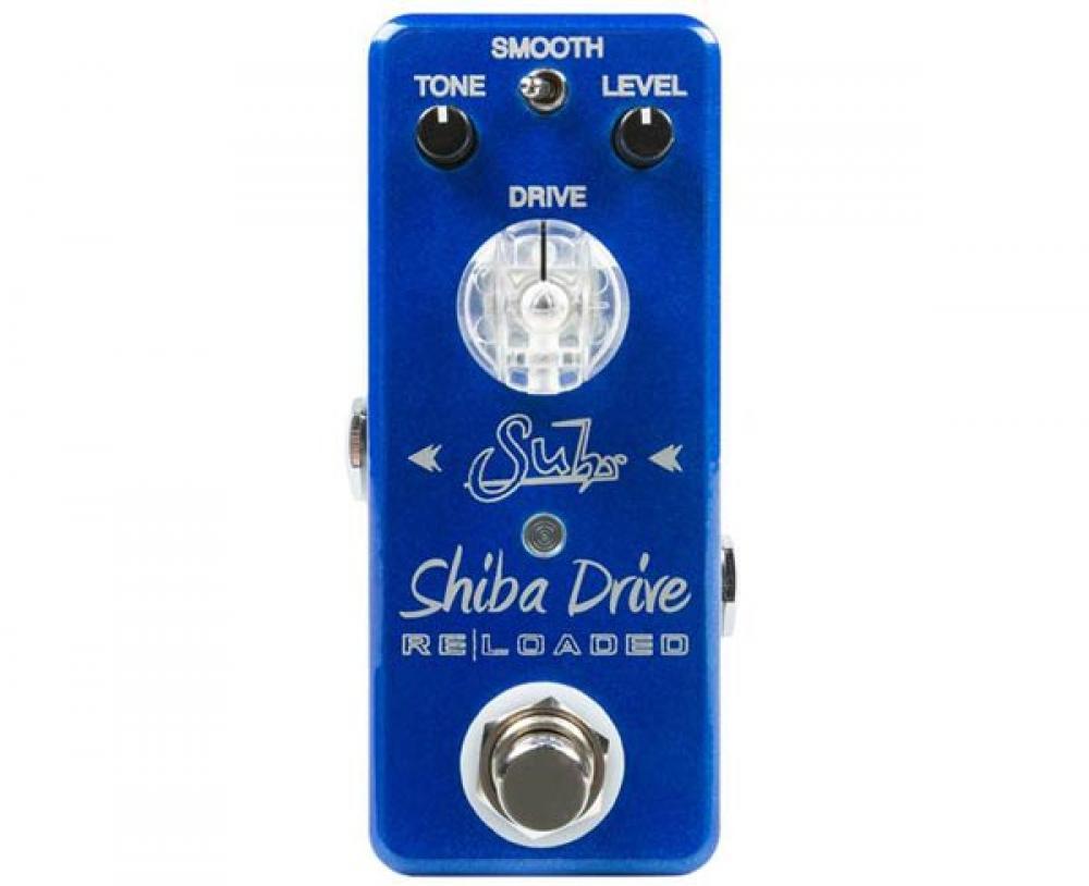 Lo Shiba Drive Reloaded diventa mini