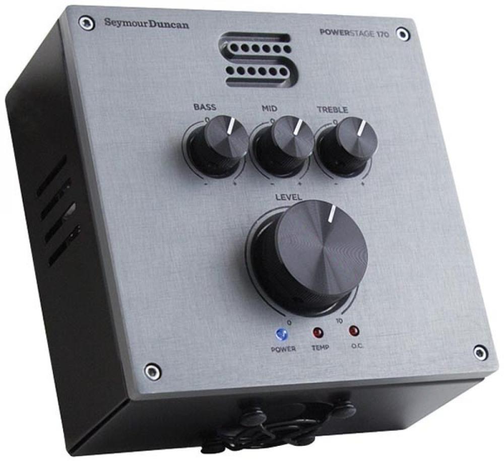 Seymour Duncan PowerStage 170: l'ampli in pedaliera