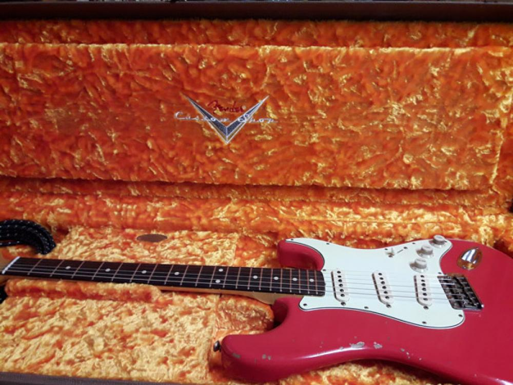 Fender Custom Shop 1960 Relic Stratocaster