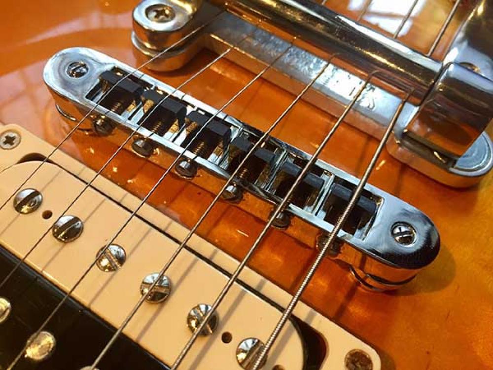 Migliorare l'accordatura sulla Les Paul