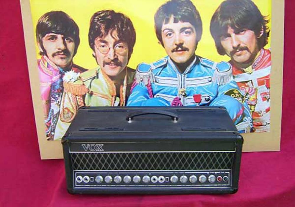 Il Vox di Sgt Pepper's è in vendita