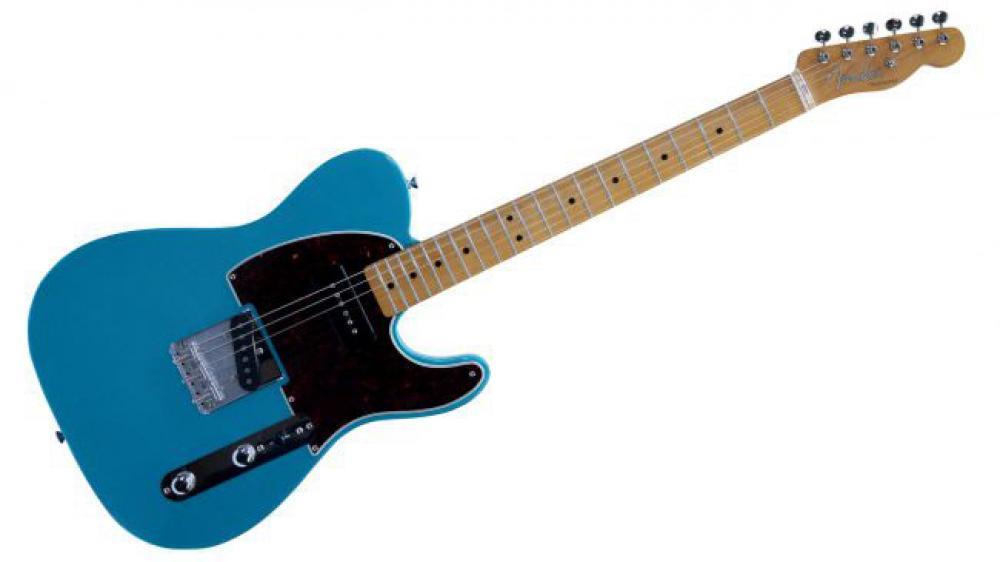 Fender torna agli anni '50 tra P90 e hardware dorato