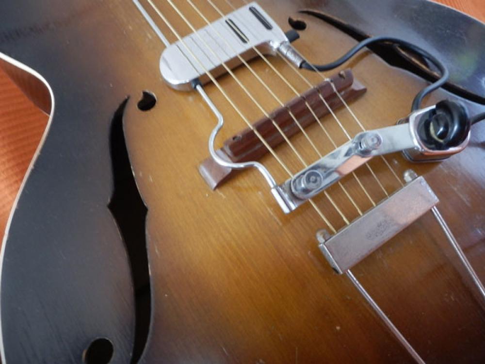 Continental Soloist: un tuffo nella swing era