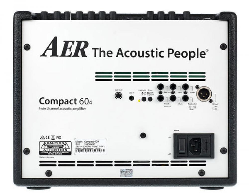 AER Compact 60 ora alla quarta generazione