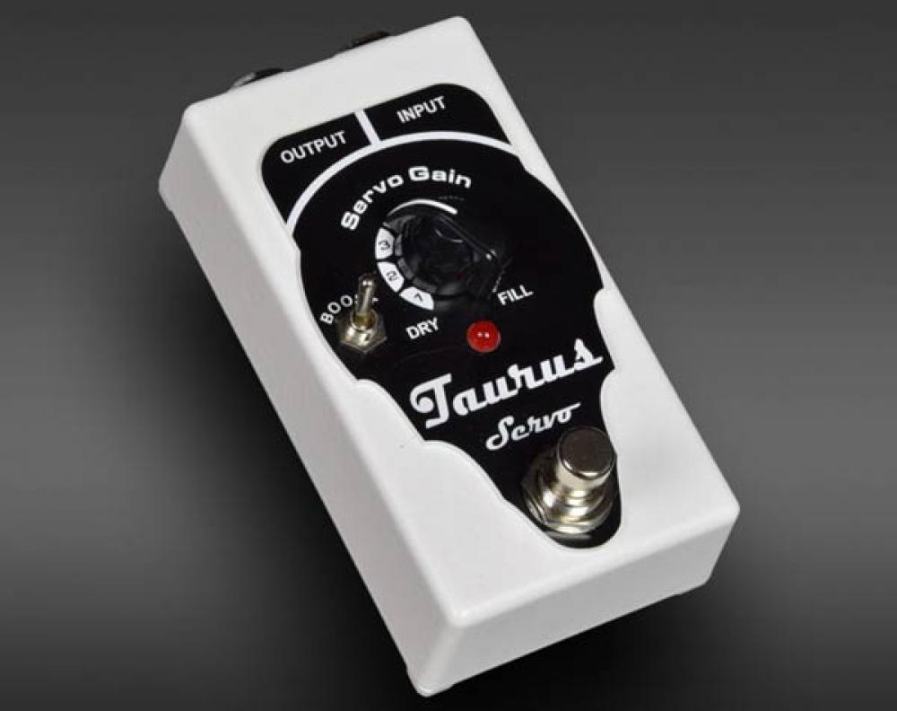 Taurus Servo: un pedale per ingigantire il suono
