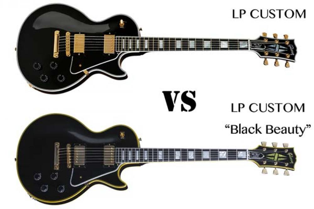 Il dilemma: Les Paul Custom o Black Beauty '57?