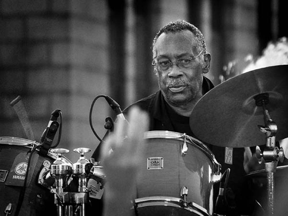 "Addio a Clyde""Funky Drummer"" Stubblefield"