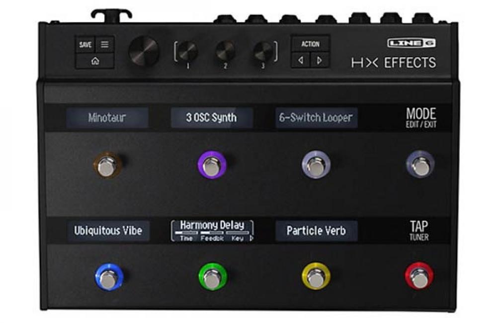 HX Effects: Line 6 isola gli effetti Helix per i rig ibridi