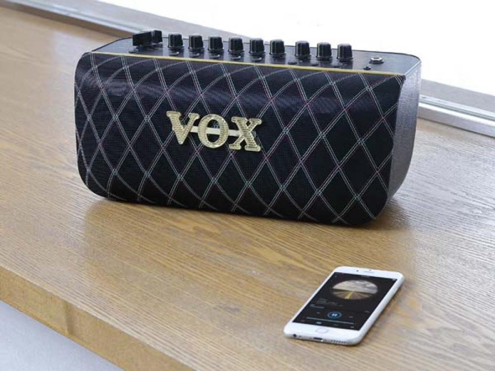 Arriva Adio: 50 watt portatili secondo Vox