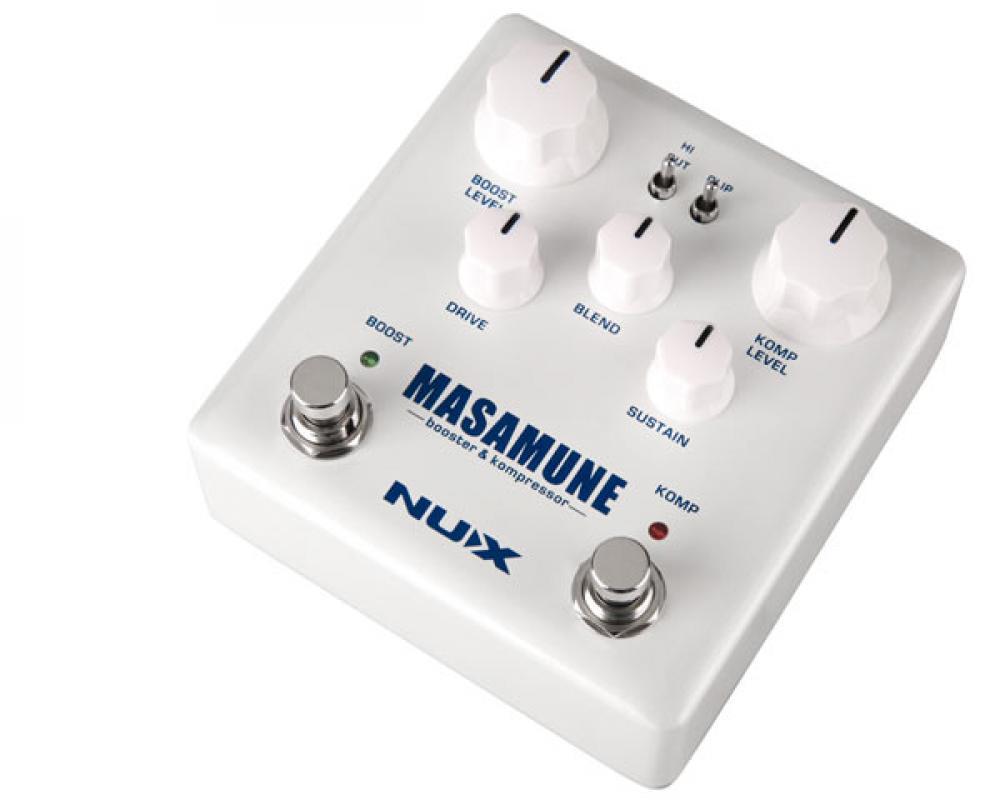 Nux Masamune: booster e compressore in uno