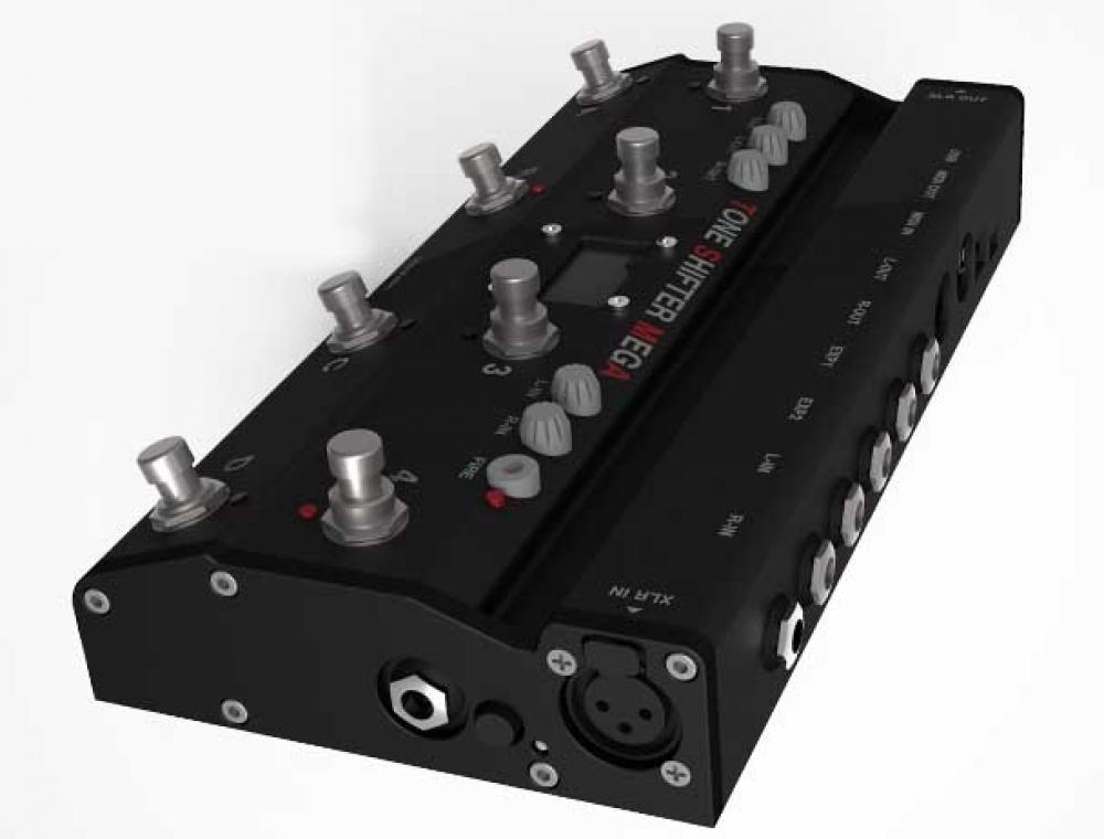 Tone Shifter: controller MIDI con interfaccia audio integrata