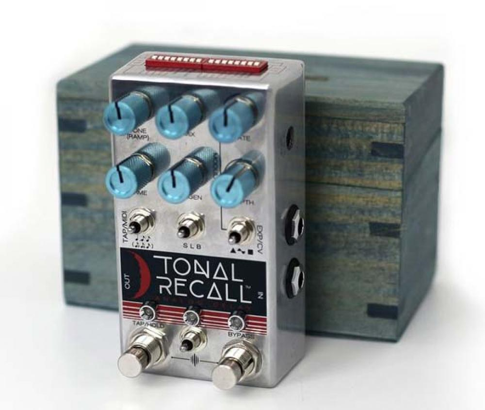 La Boutique Di Osvaldo: Chase Bliss Audio Tonal Recall