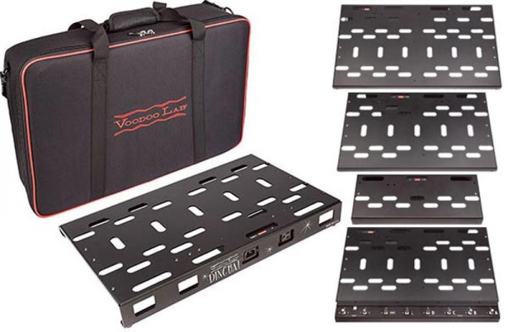 Dingbat: la pedalboard Voodoo Lab con looper incorporato