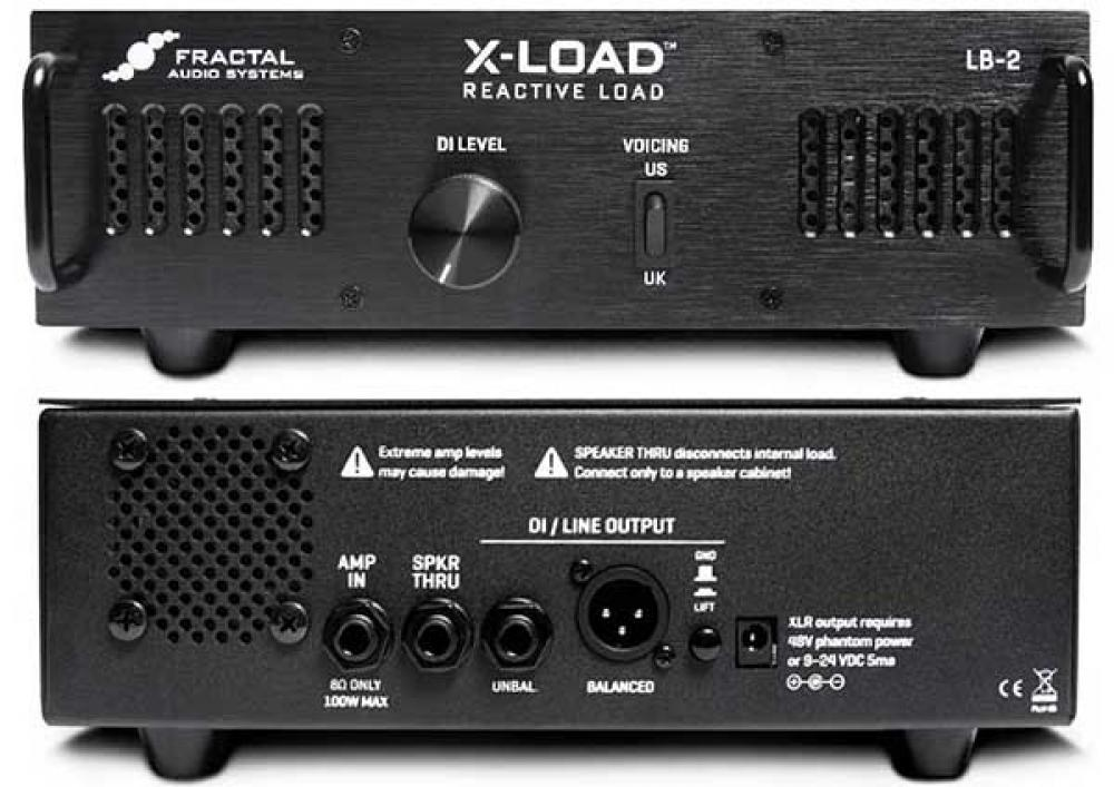 X-Load LB-2: load box secondo Fractal Audio