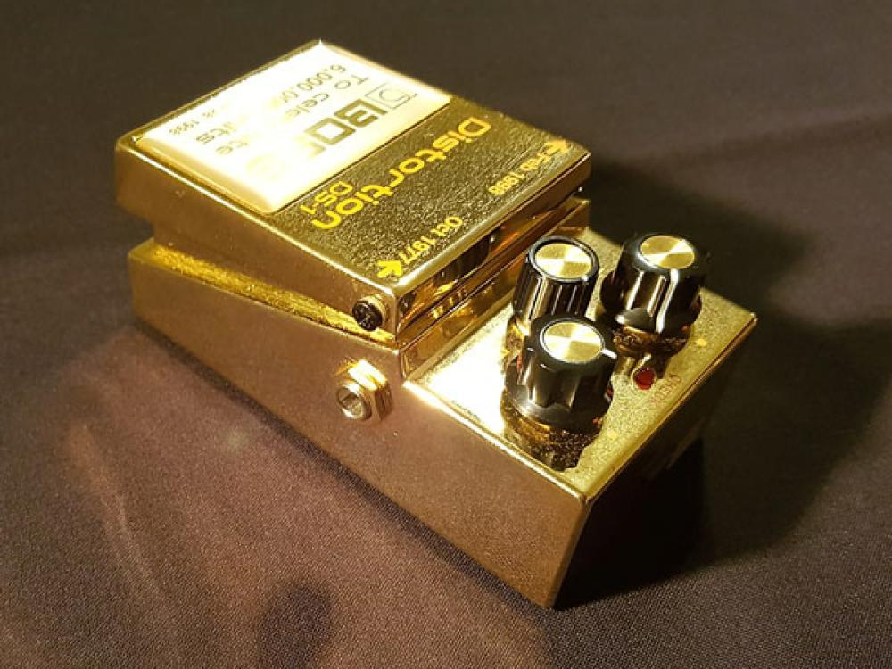 In vendita il rarissimo DS1 Golden Edition: ne esistono solo sei