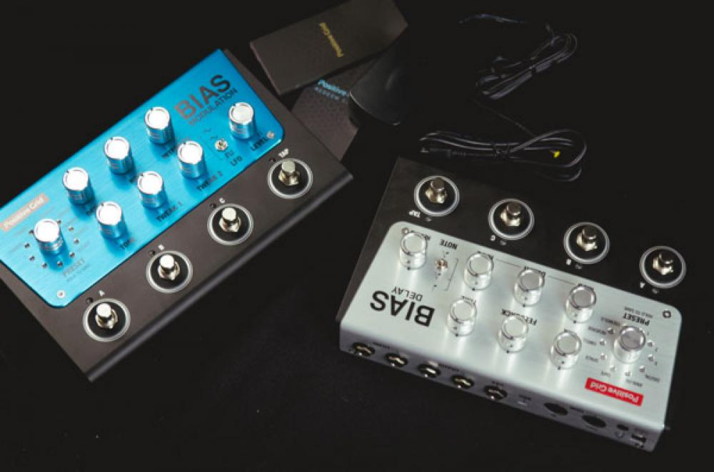 BIAS Delay e Modulation: pieno controllo digitale