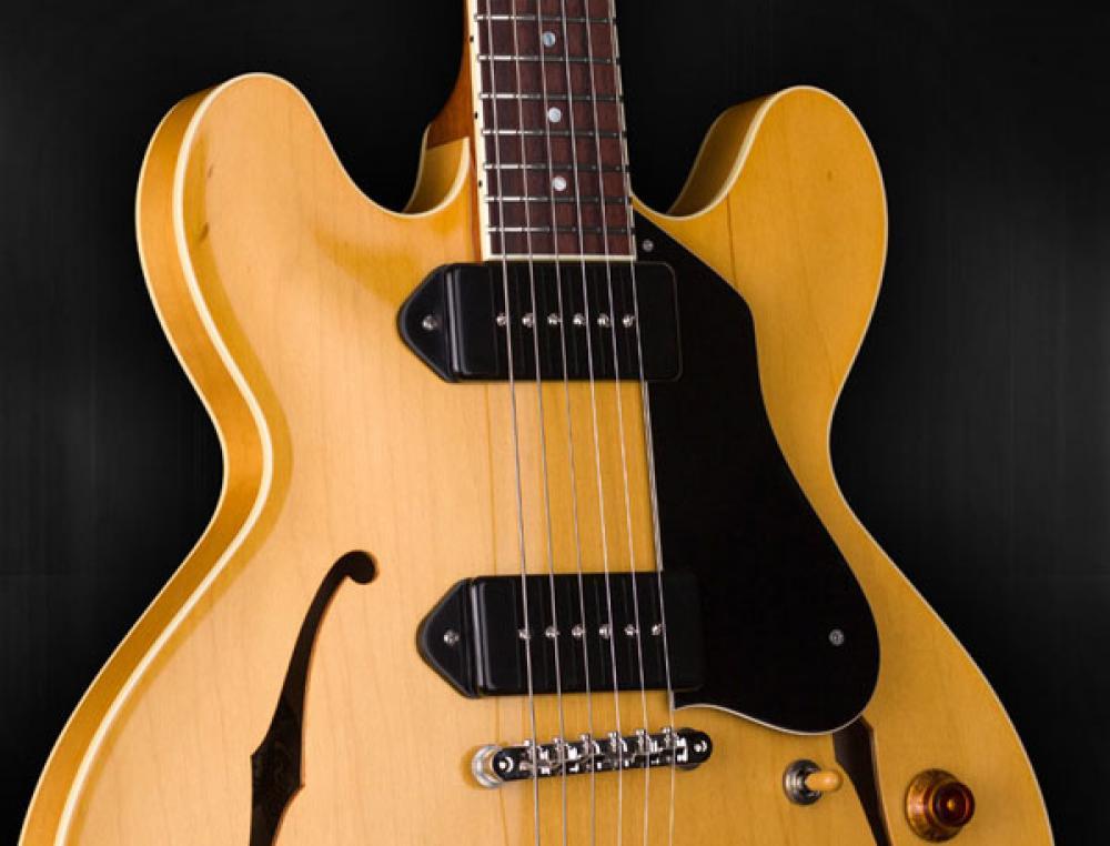 I-30 LC è la thinline Collings per jazz e soul