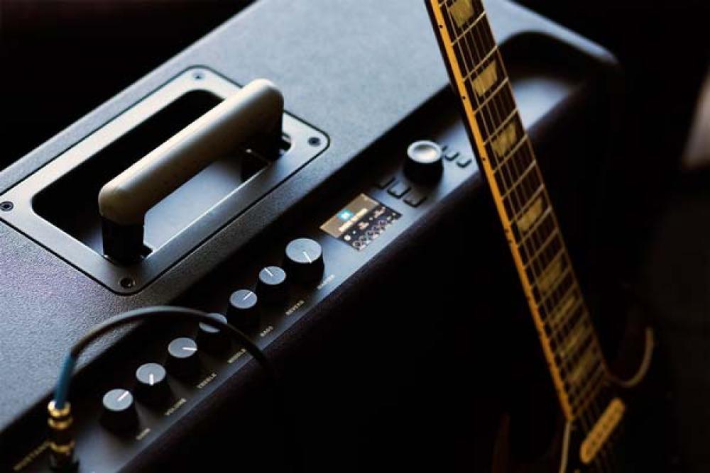 Fender Mustang GT 100: prova su strada
