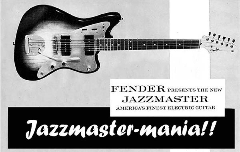 La Jazzmaster compie 60 anni