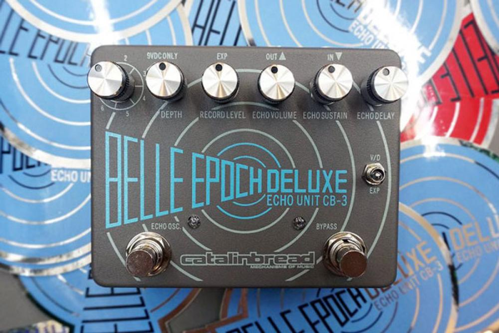 Catalinbread sviscera l'Echoplex col Belle Epoch Deluxe