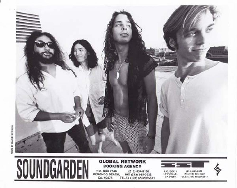 Chris Cornell, 1374 Alki Ave. S.W. Seattle