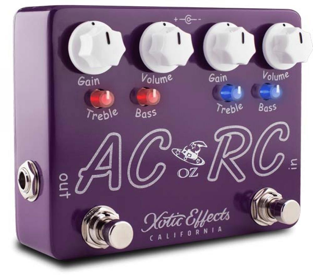 Xotic AC/RC-OZ: il suono dei grandi in scatola