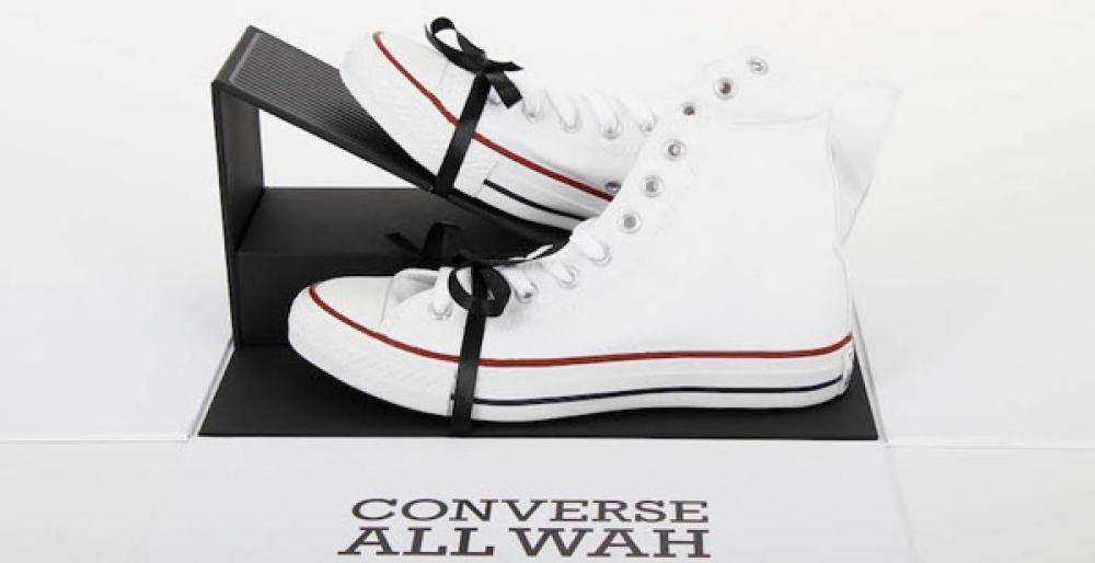 Da Converse arriva la All Star con wah wah integrato
