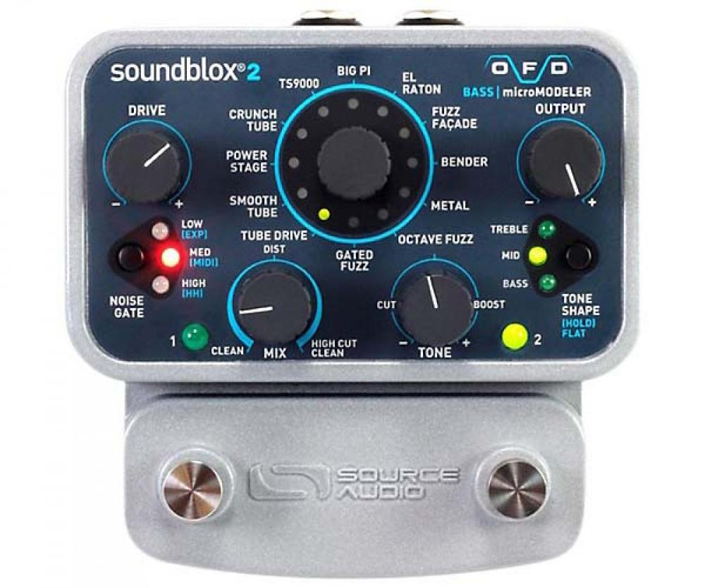 Source Audio in Italia con Casale Bauer